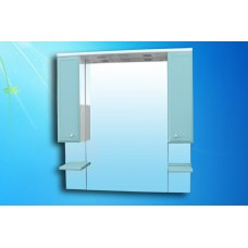 Зеркало Монако 105 Голубое
