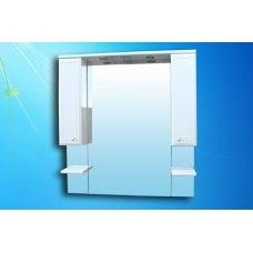 Зеркало Монако 105 Белое