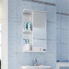Зеркало-шкаф Санта Ника 40 R, фацет